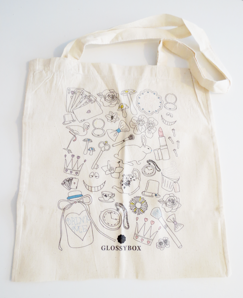 Glossybox-tote-bag