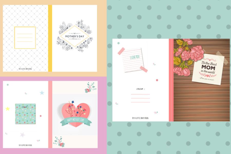 Carte gratuite à imprimer pour la fête des mères