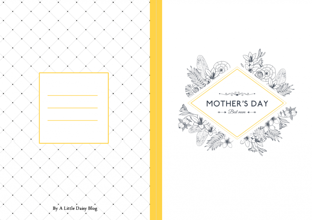 carte fete des mères