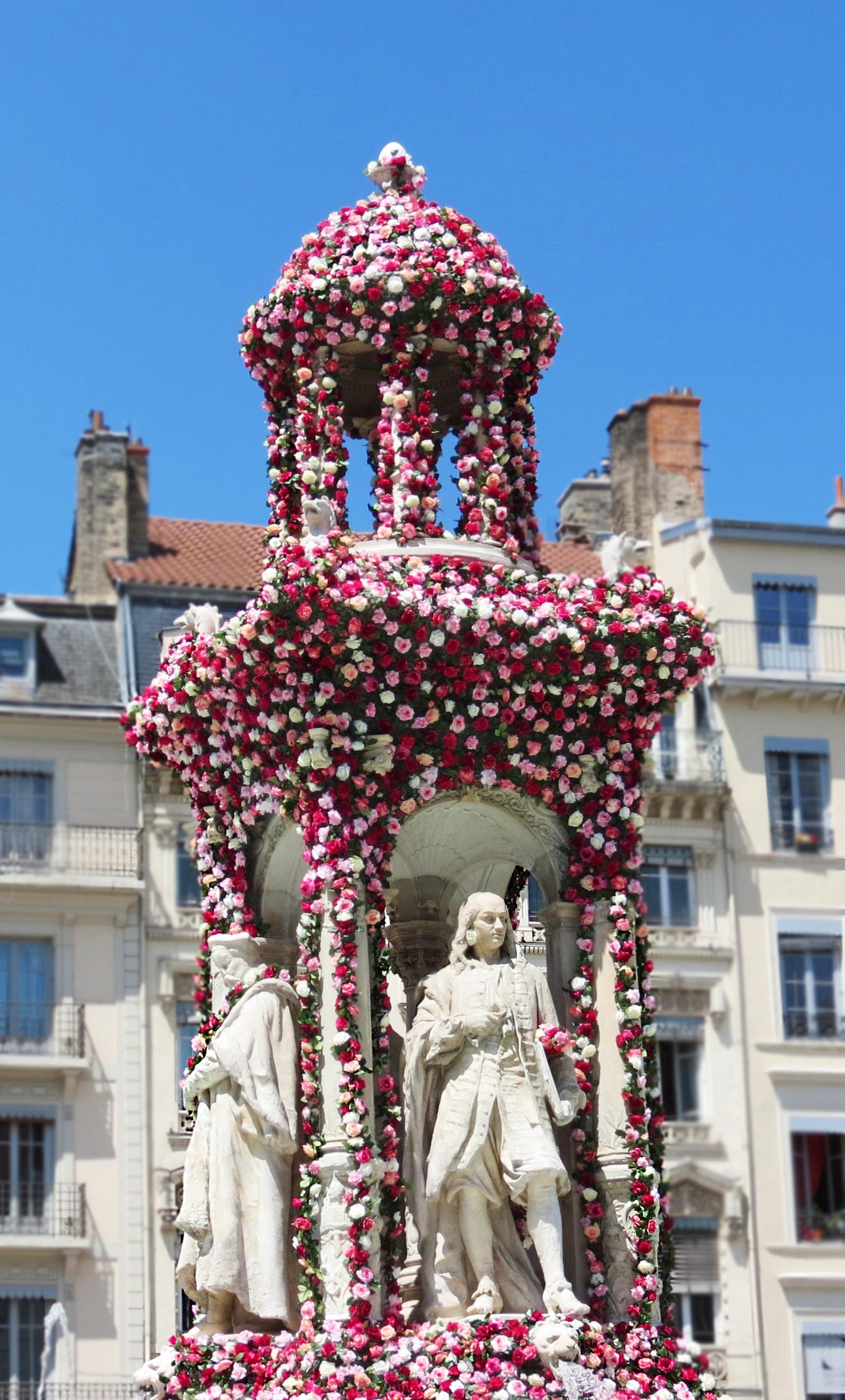 festival mondial roses lyon