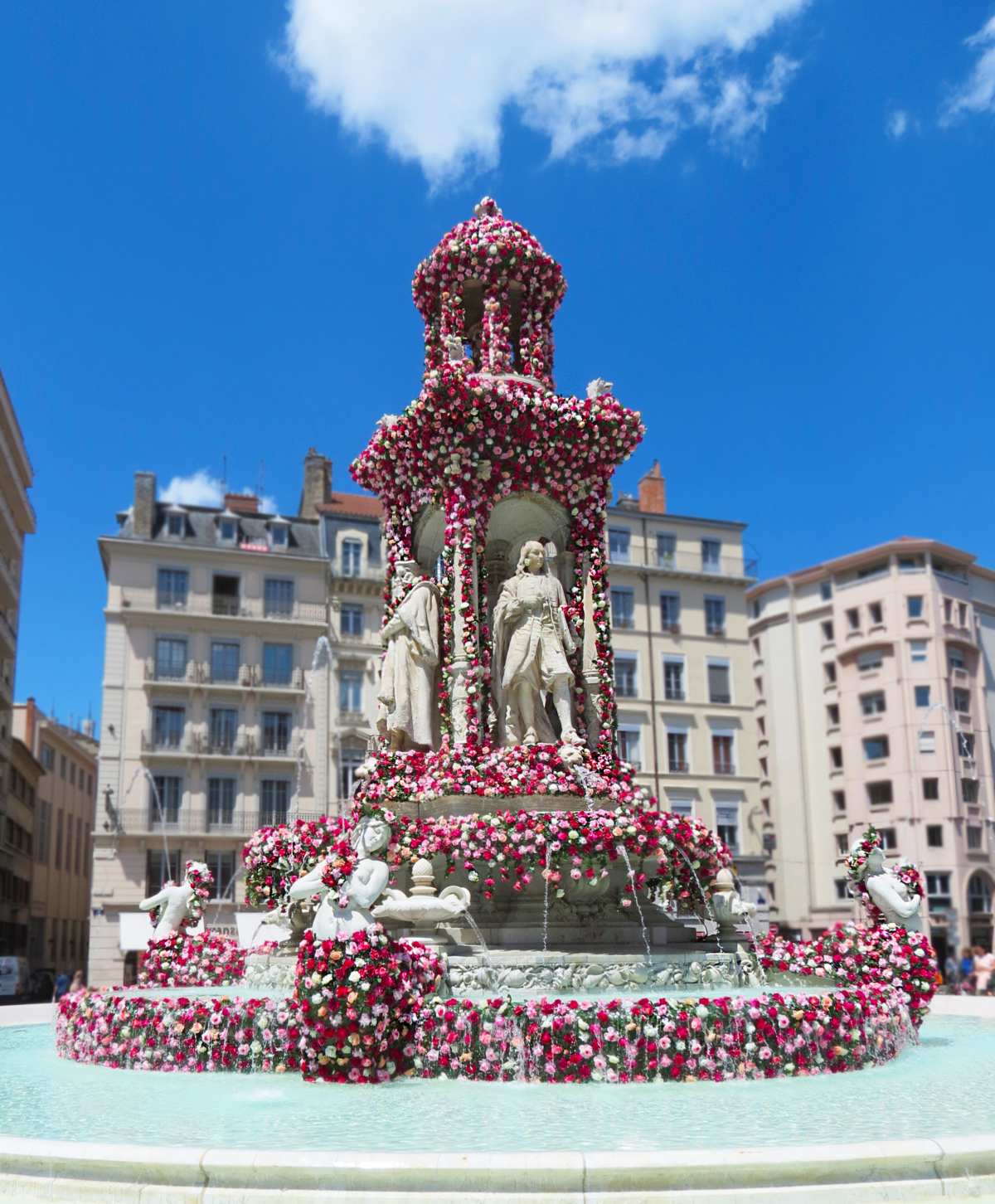 festival mondial des roses lyon