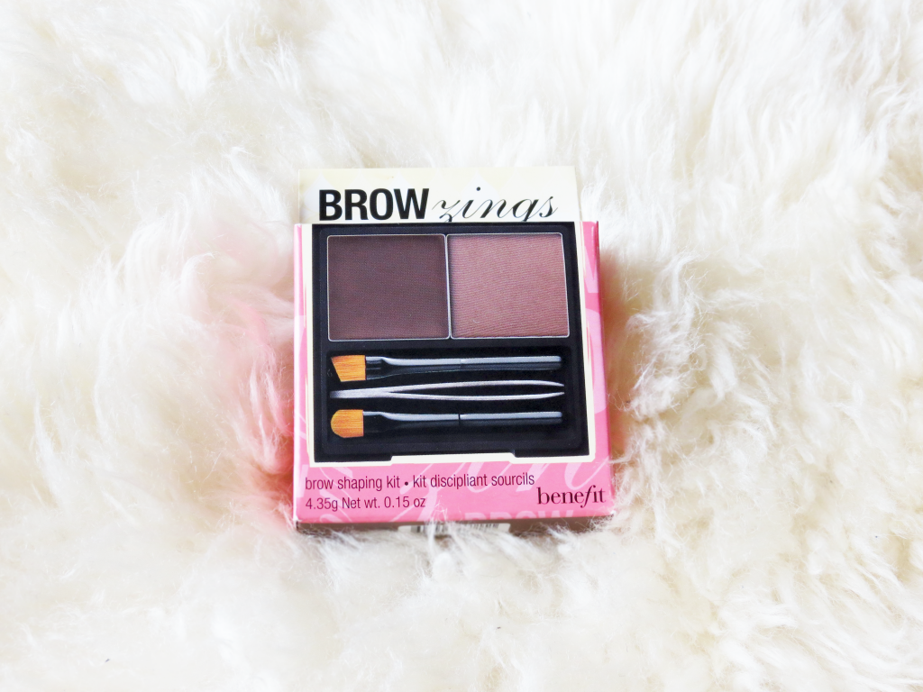 Brow zings benefit