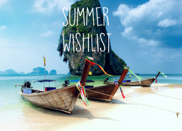 Wishlist-Summer