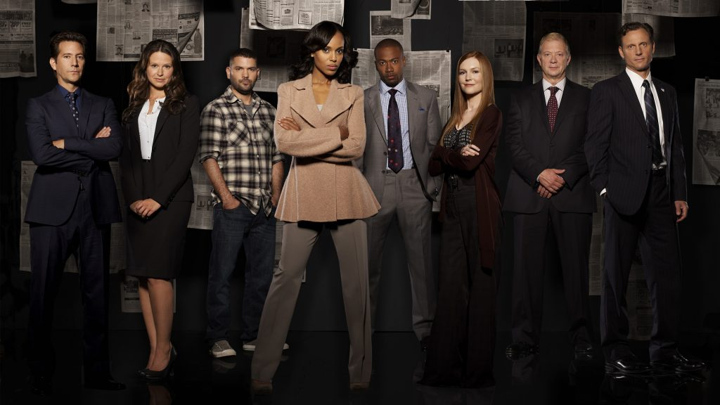 series tv avis scandal
