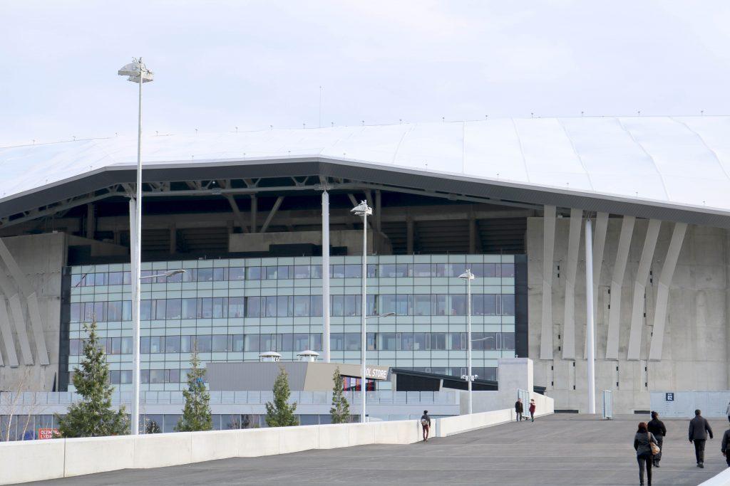 parc olympique lyonnais lyon