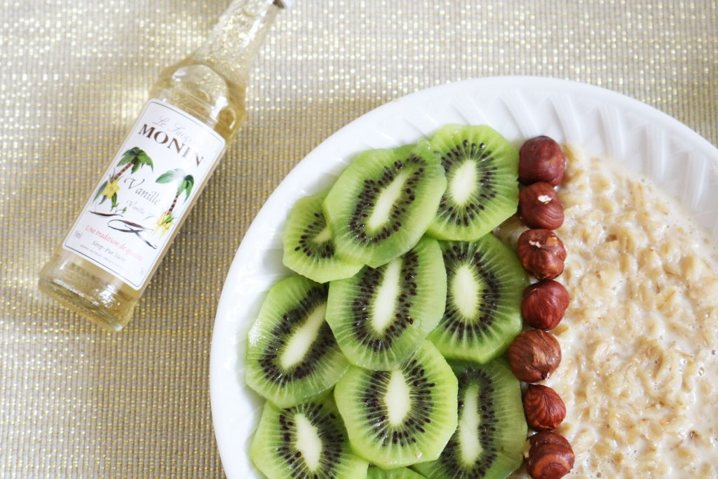 recette-porridge-kiwi-vanille