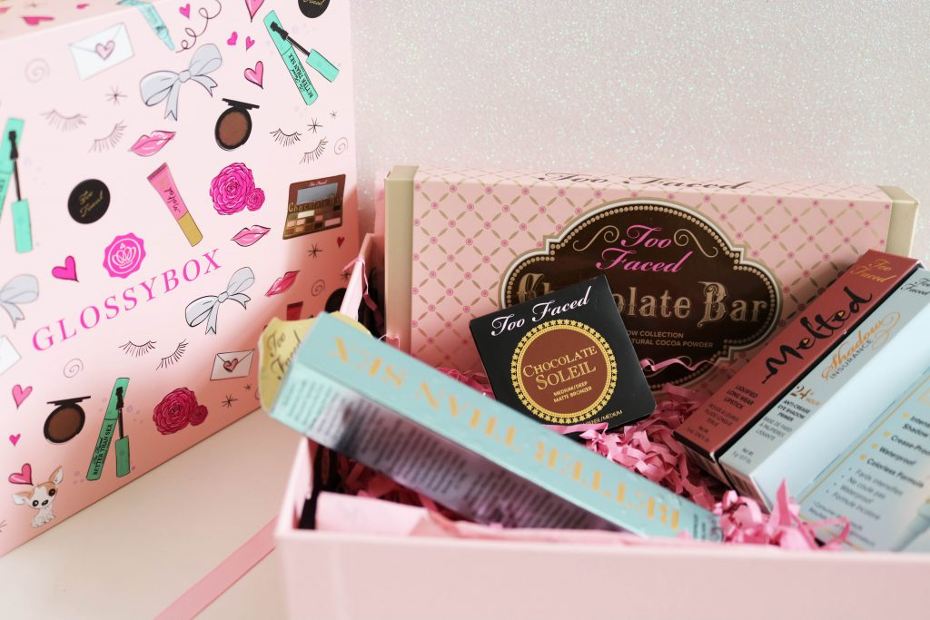glossybox toofaced