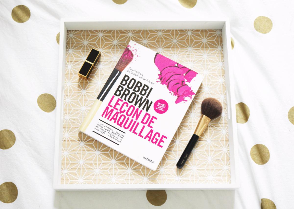 leçon de maquillage bobbi brown