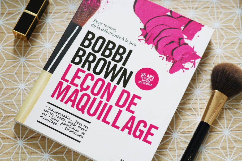 leçon de maquillage bobbi brown