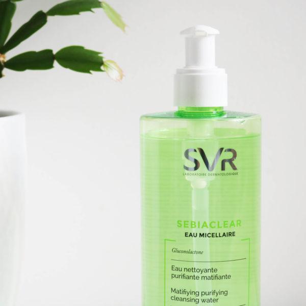 eau micellaire sebiaclear SVR