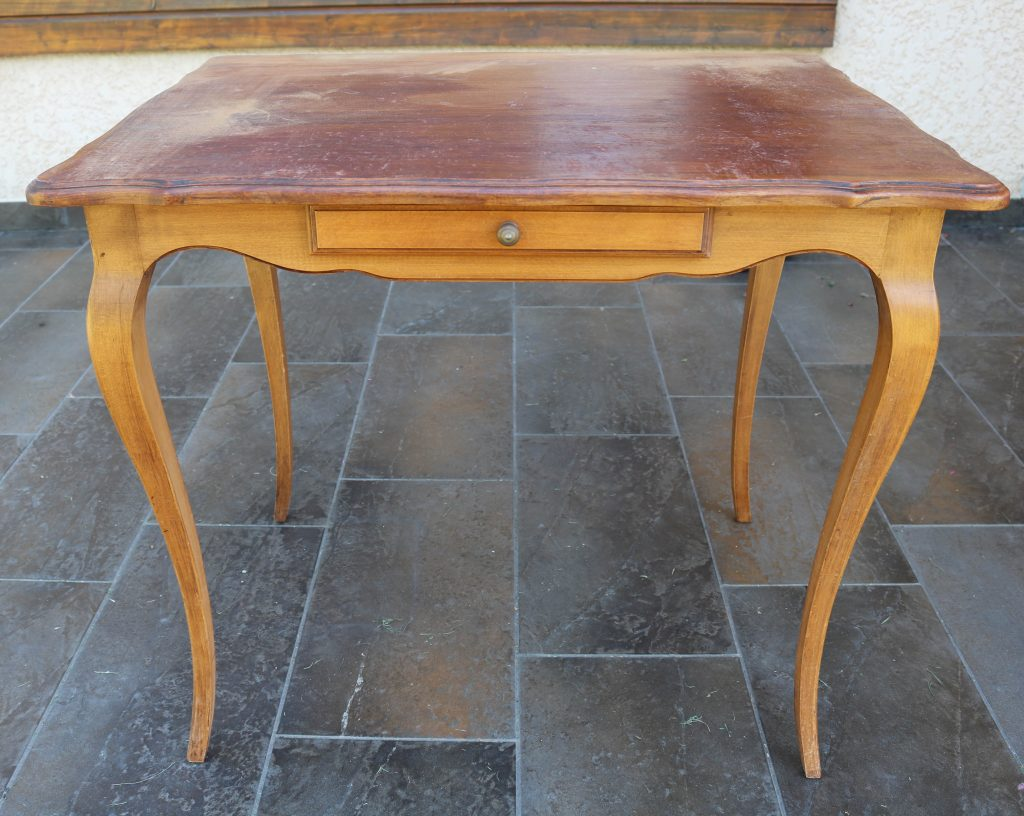 Relooker un meuble ancien style boudoir a little daisy blog - Relooker meuble ancien ...