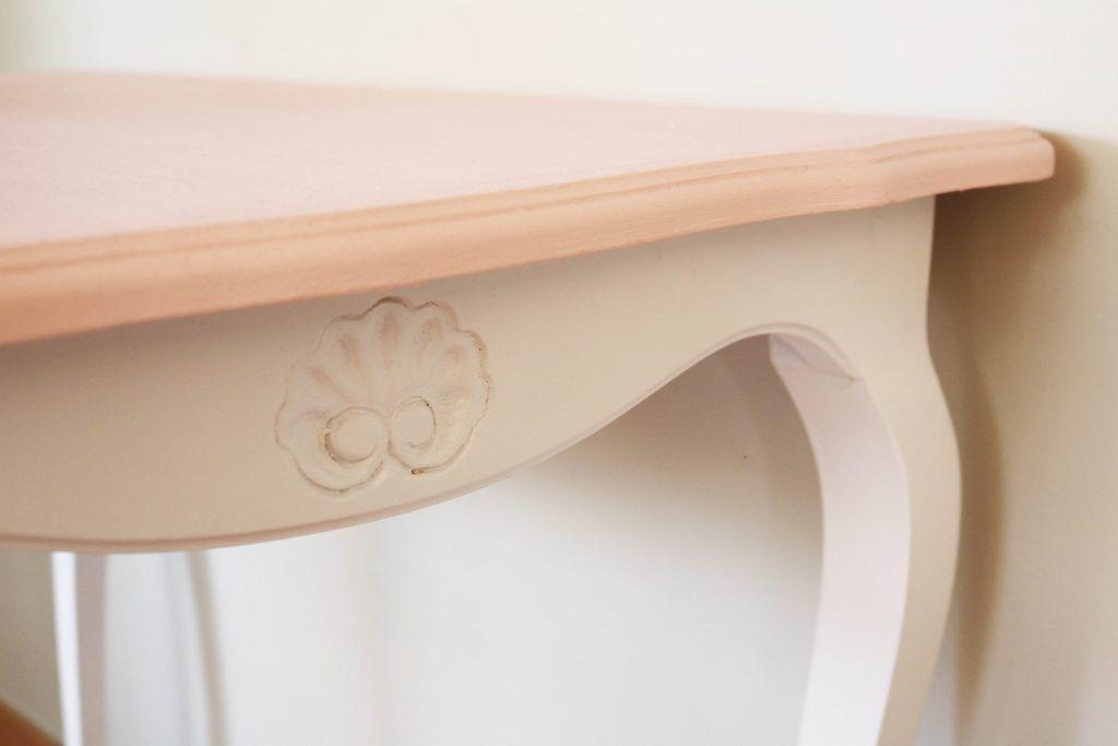 relooker un meuble ancien style boudoir
