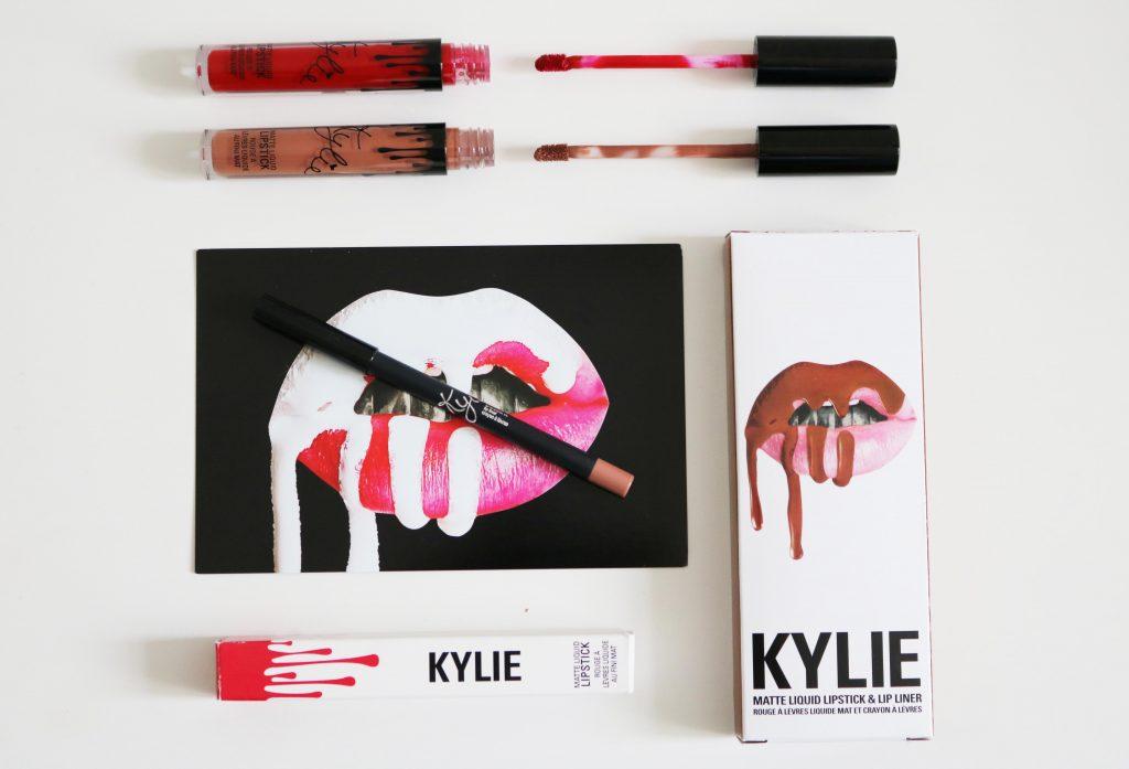 Matte Liquid Lipstick kylie jenner