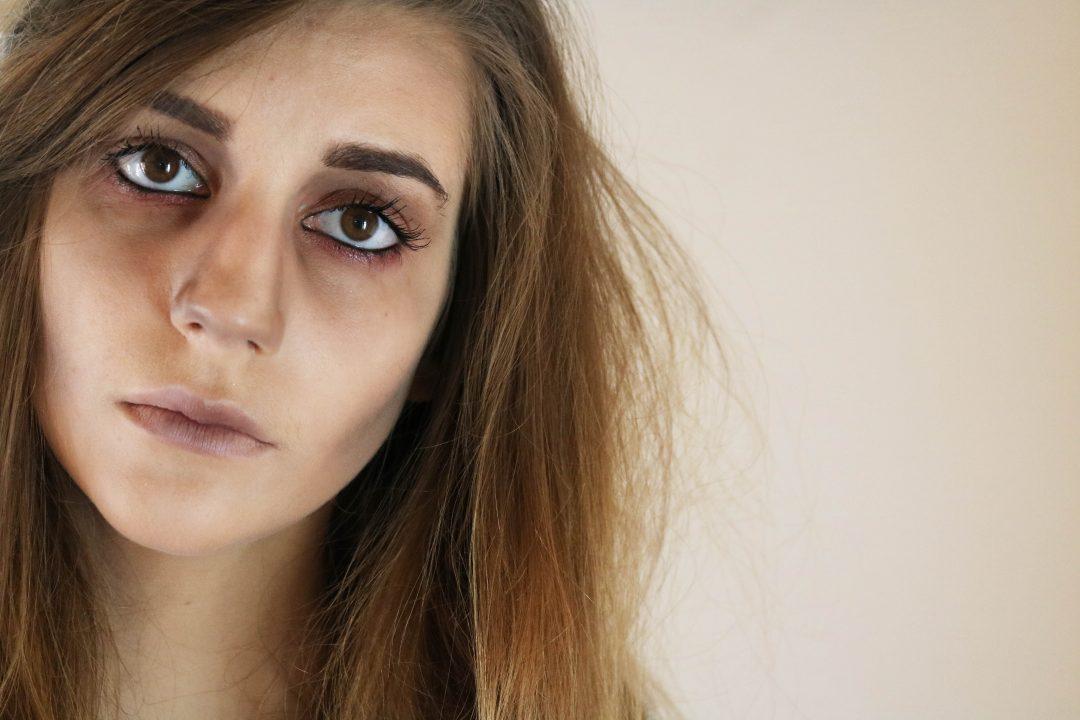 maquillage halloween zombie simple
