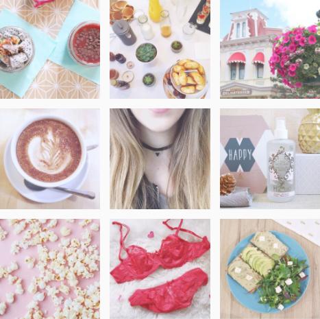 conseils comment soigner son feed instagram