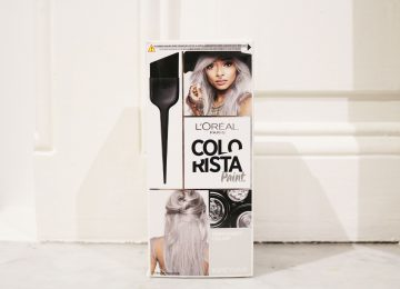 colorista paint grey loreal test