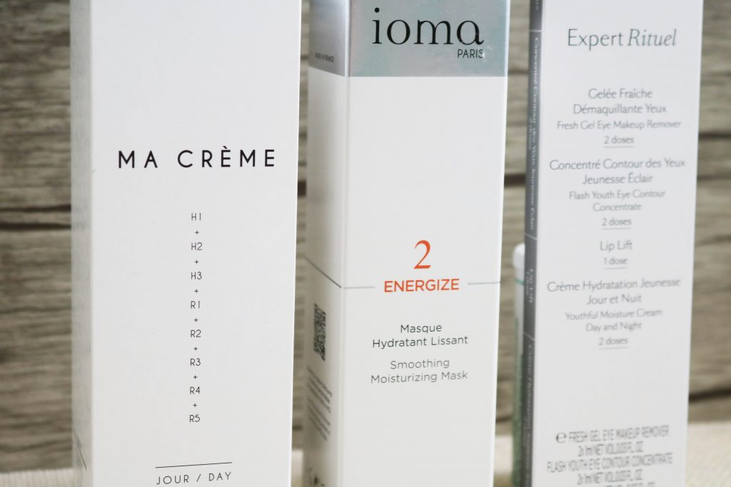 Crème de jour sur mesure Ioma