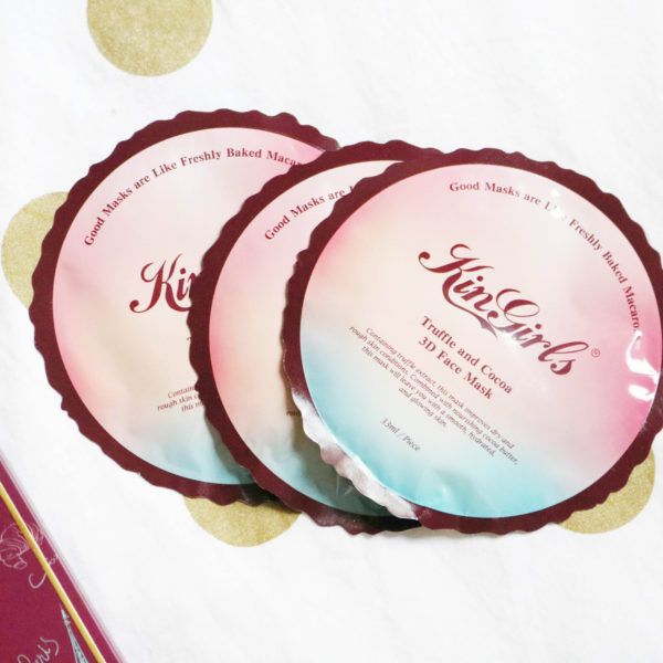 Masque 3D cacao truffle Kingirls