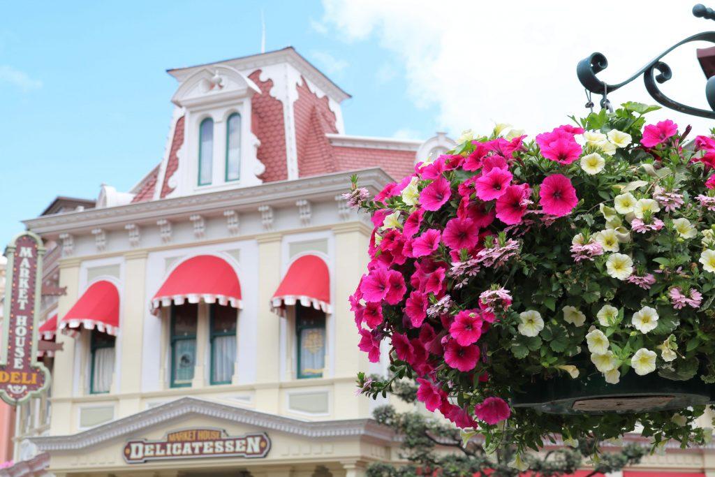 Parc Disneyland Paris Main Street