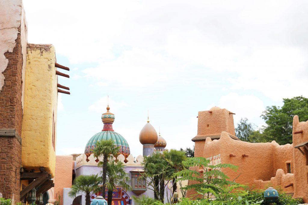 Parc Disneyland Paris Agrabah