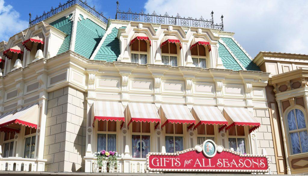 Parc Disneyland Paris main street été