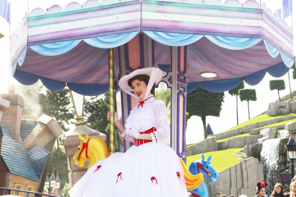 Parc Disneyland Paris parade
