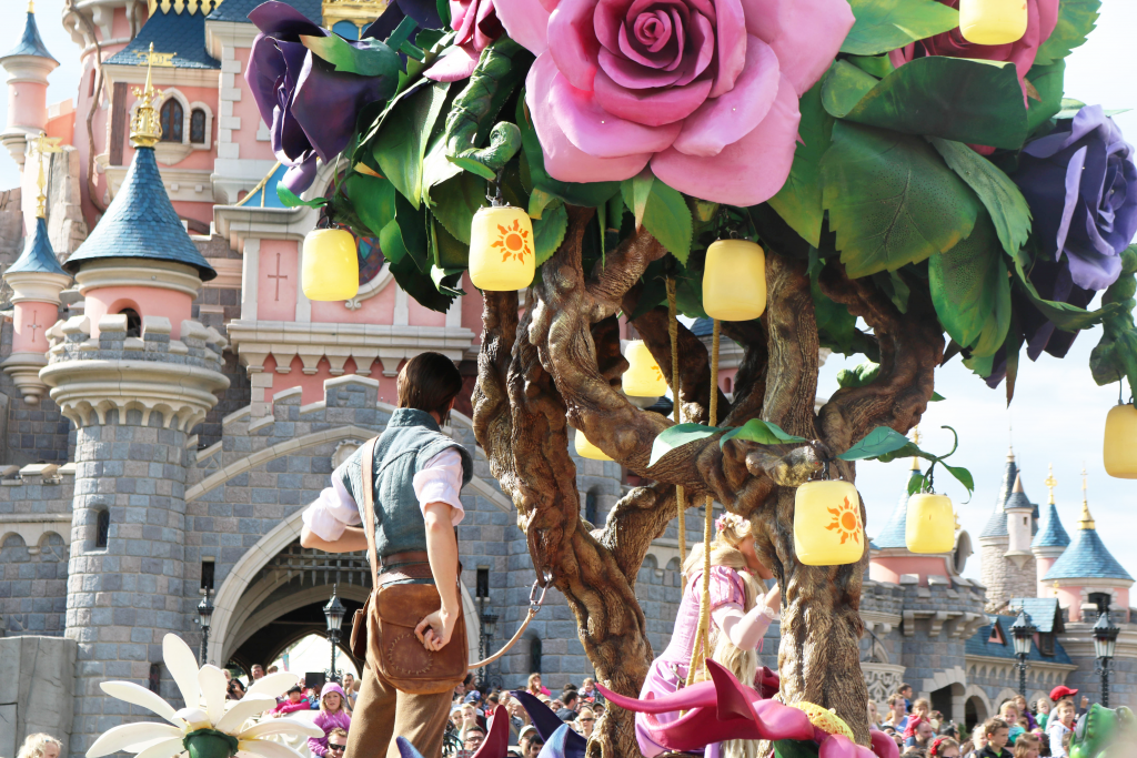 Parc Disneyland Paris parade