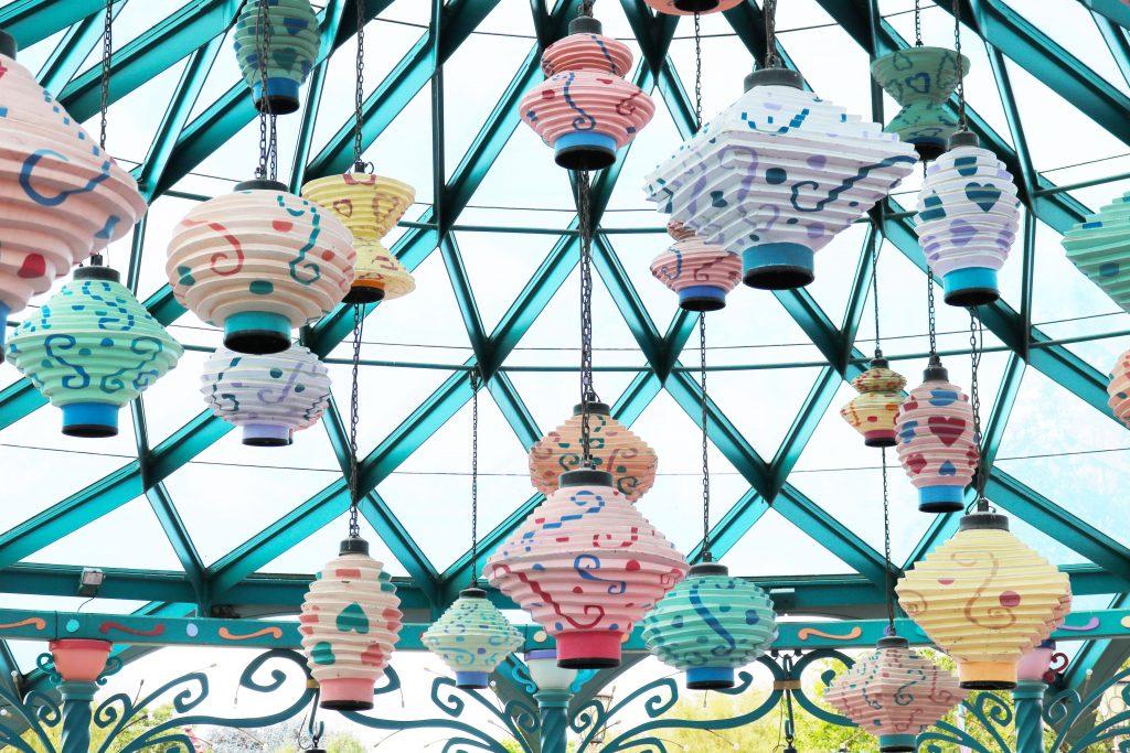 Parc Disneyland Paris tasse chapelier fou