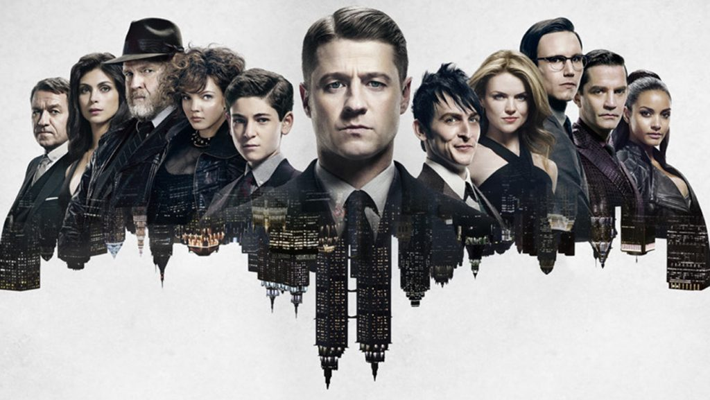 Sérievore séries TV Gotham