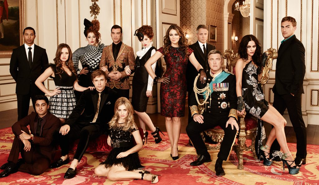 Sérievore séries TV The Royals