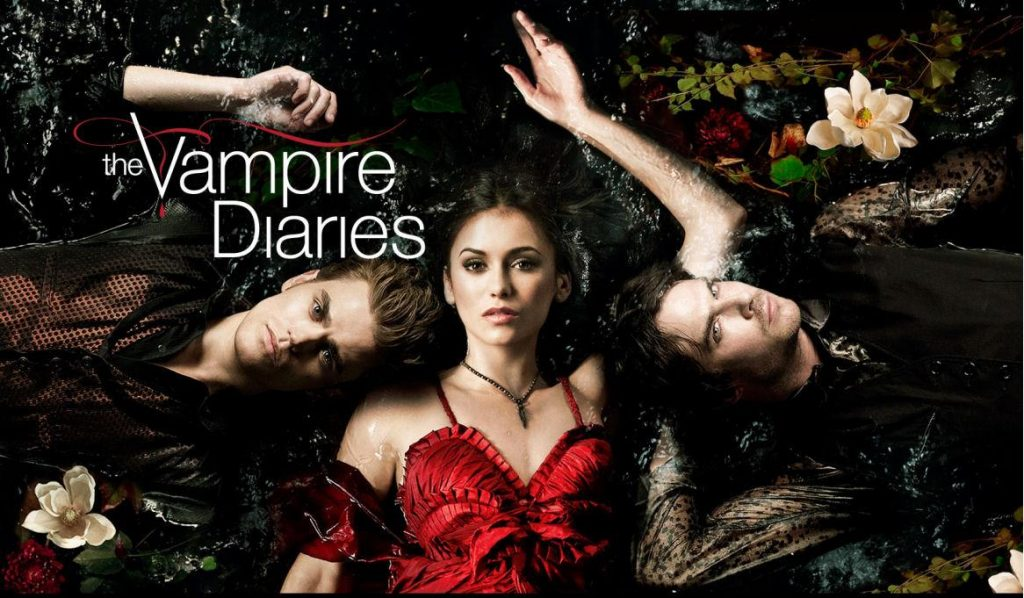Sérievore séries TV The Vampire Diaries