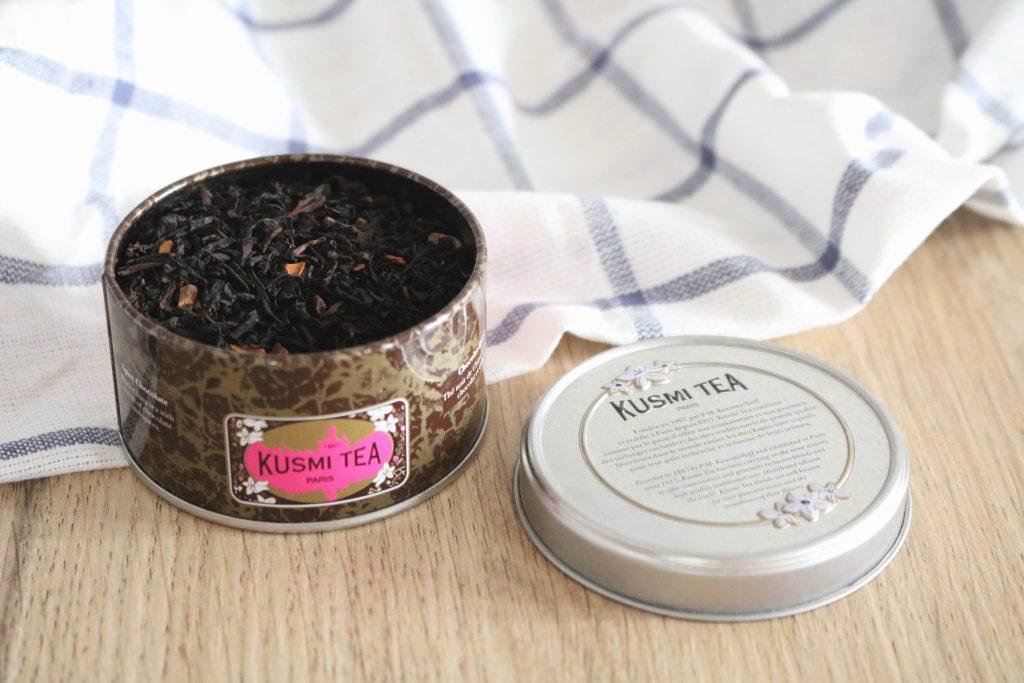Coups de coeur thé chocolat et épices Kusmi Tea