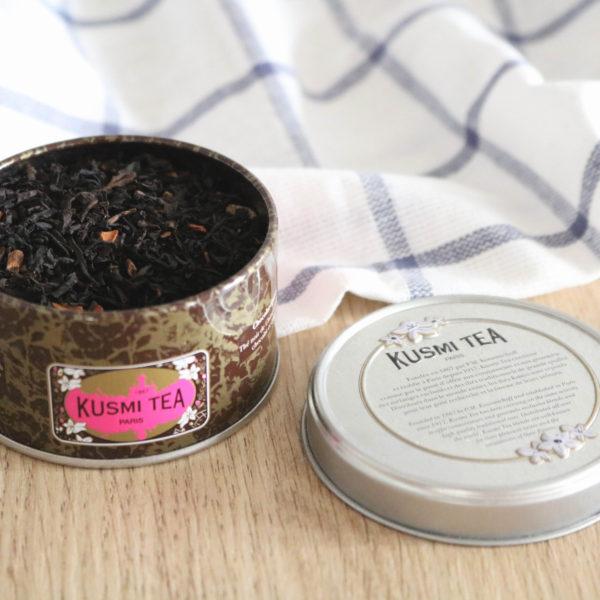 thé chocolat et épices Kusmi Tea