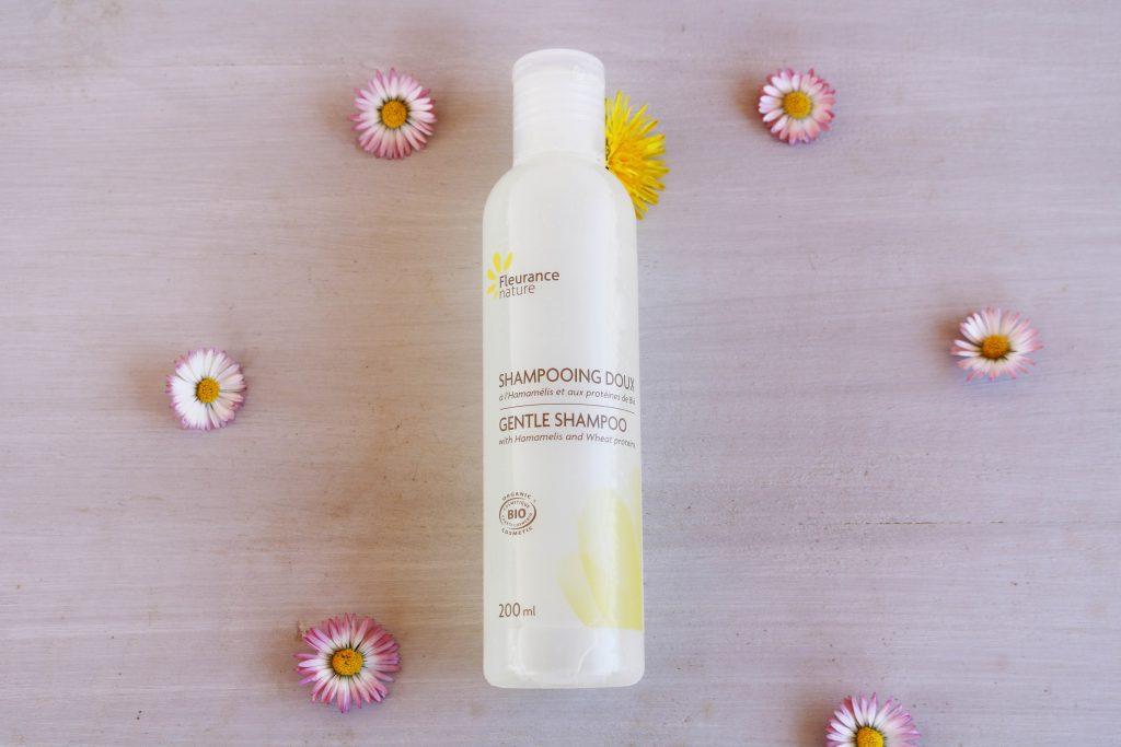 Cinq coups de coeur shampoing doux Hamamélis Fleurance Nature