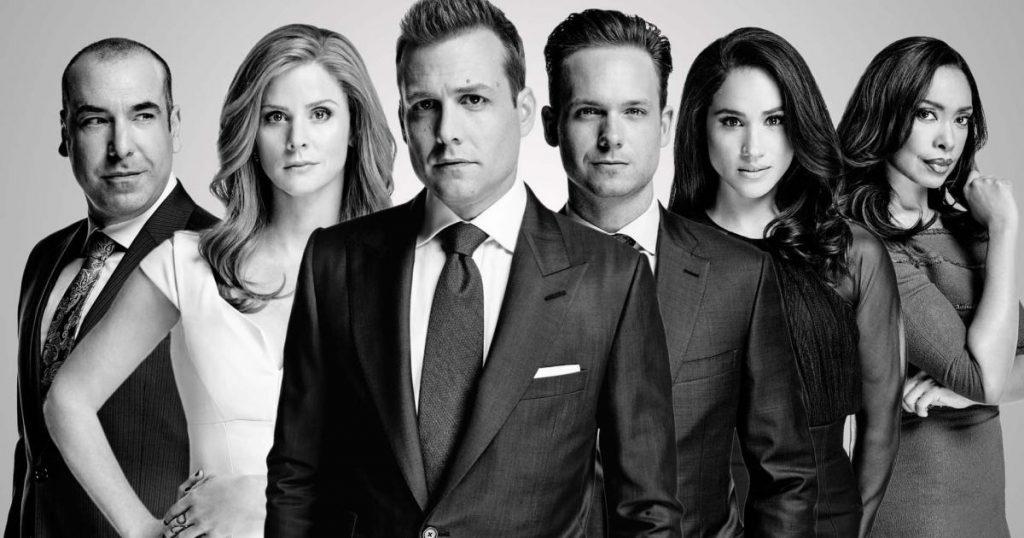 Sérievore [Vol.5] : Avis sur la série tv Suits