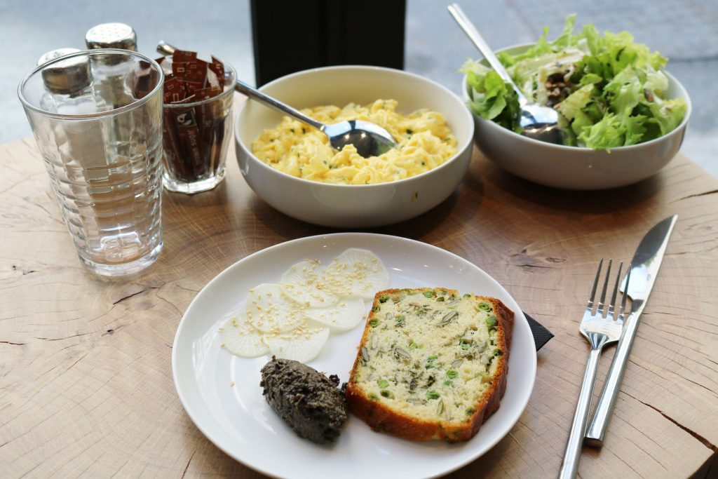 Le brunch du week-end : Diploid à Lyon