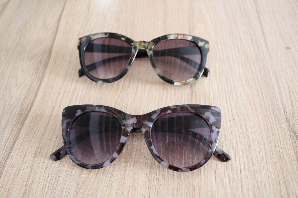 Coups de coeur lunettes de soleil Camaieu