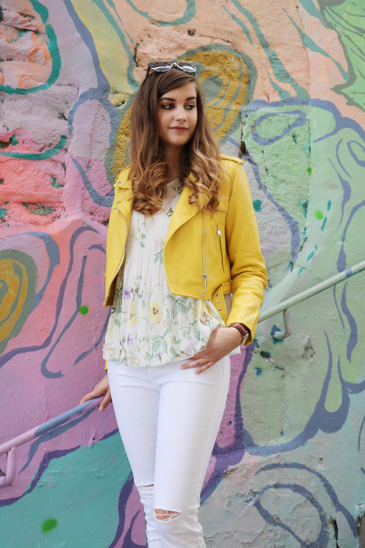 Look printemps blog mode Lyon