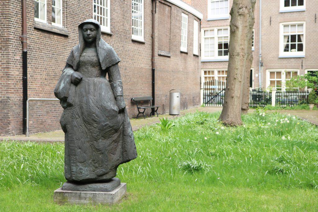 City Guide : Visiter Amsterdam en 4 jours Begijnhof