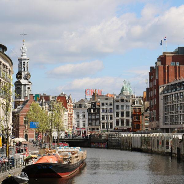 City Guide : Visiter Amsterdam en 4 jours
