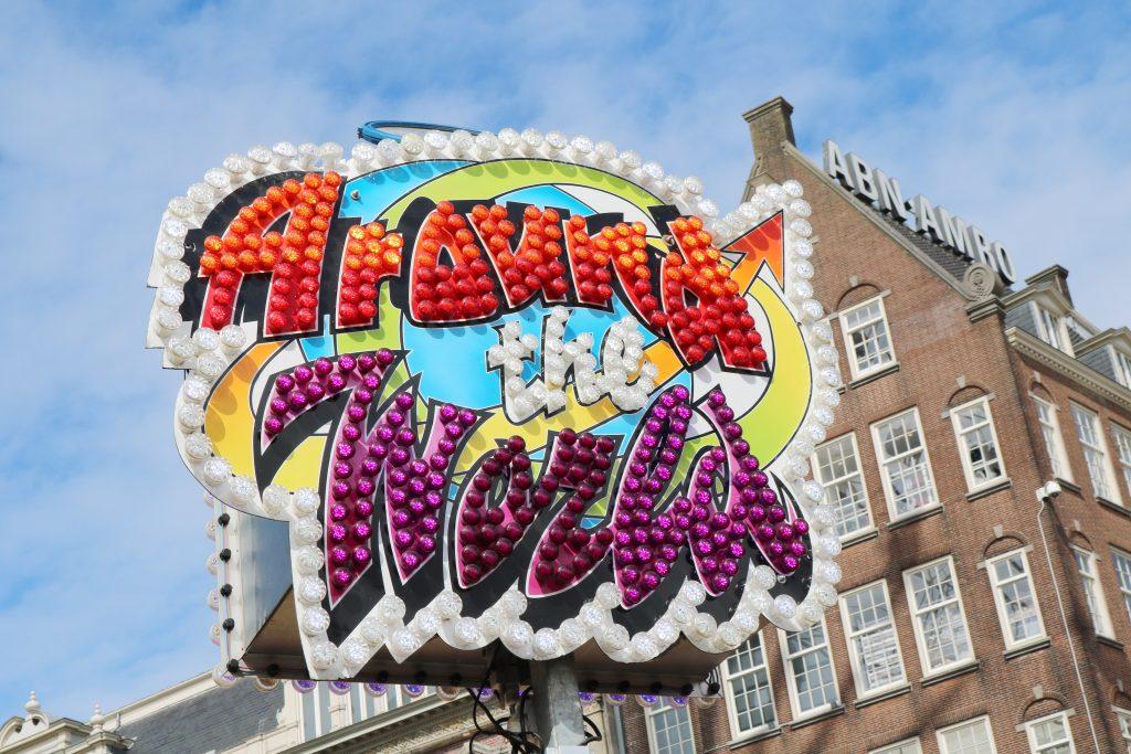 City Guide : Visiter Amsterdam en 4 jours Dam Square