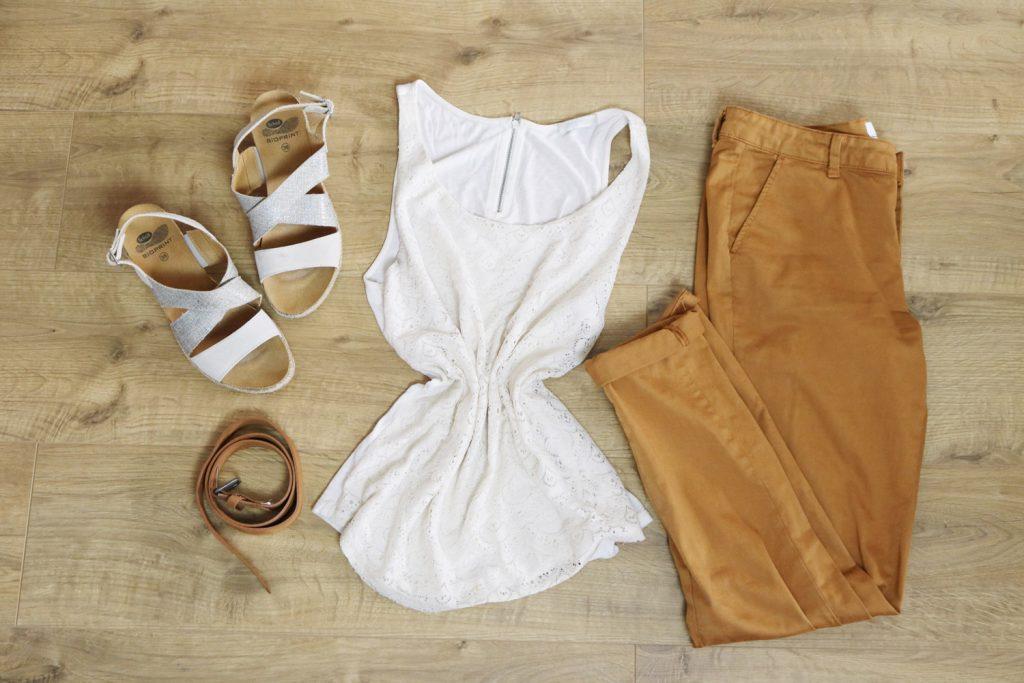 3 tenues pour aller travailler en été blog mode lyon