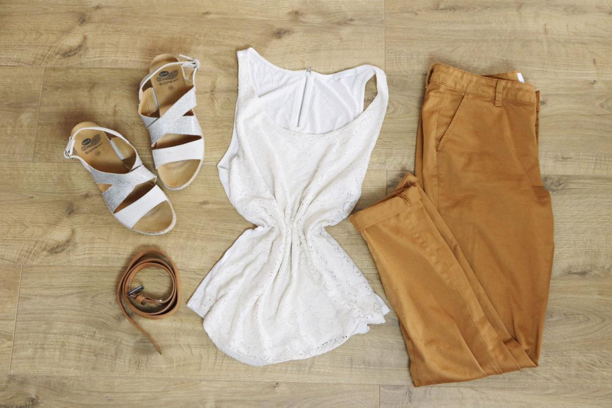 3 tenues pour aller travailler en été