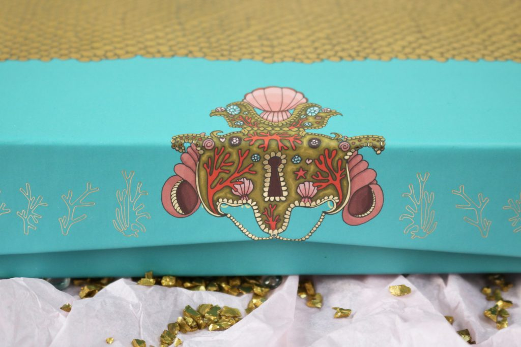 "Beautiful Box ""The Little Mermaid"""