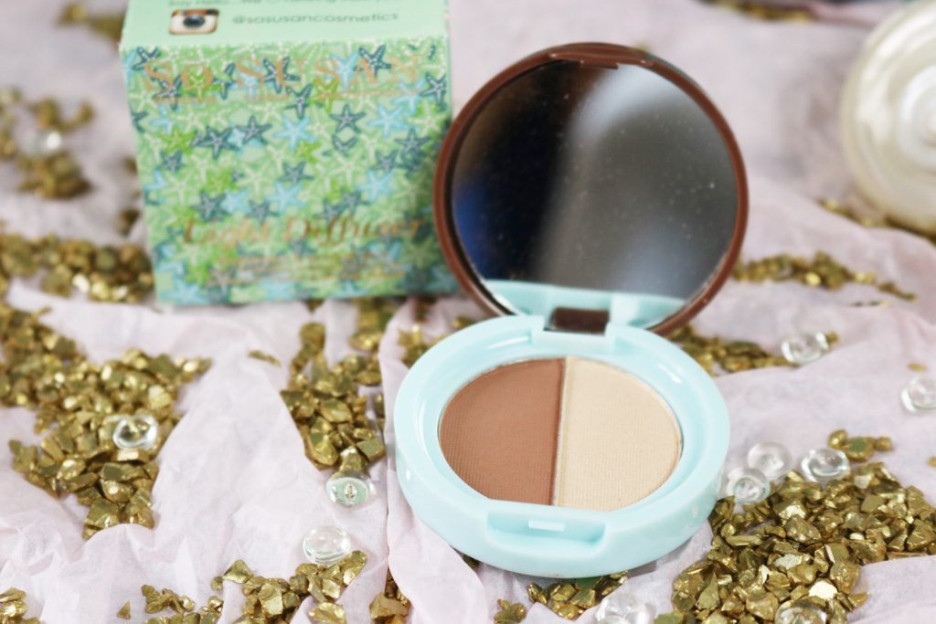 "Beautiful Box ""The Little Mermaid"" : kit contouring So Susan"