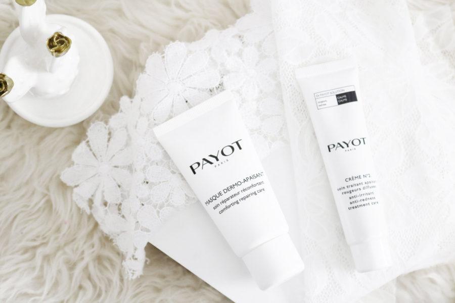 Crème pour peau sensible Payot
