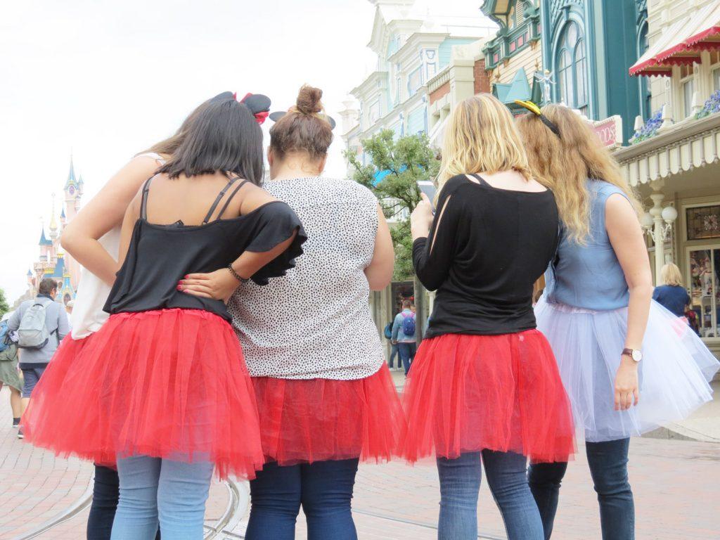 Coups de coeur : enterrement de vie de jeune fille à Disneyland