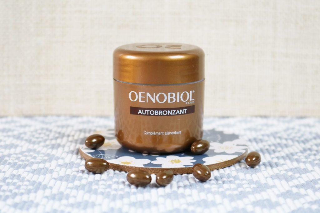 Coups de coeur : gellules autobronzant Oeonobiol