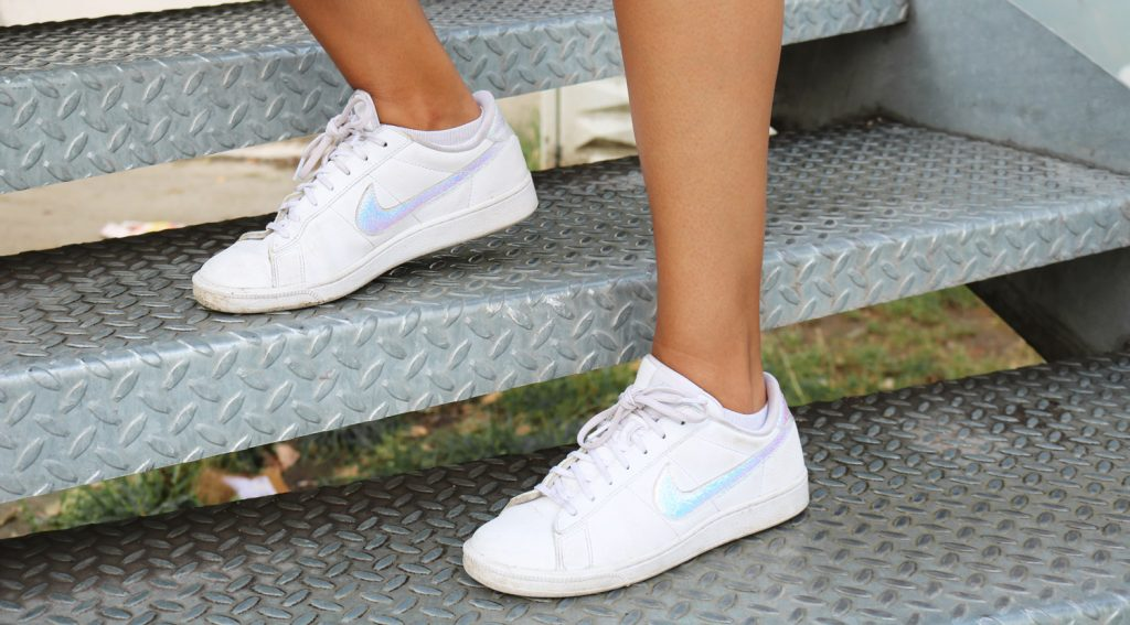 Nike Tennis Classic Iridescent Holographic