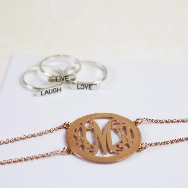 oNecklace bijoux personnalisables